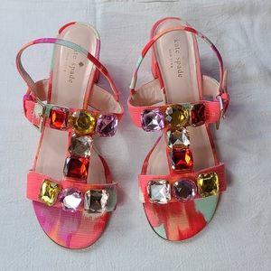 Kate Spade Vintage Sandals